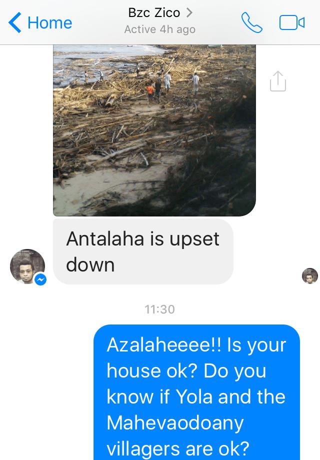 Zico, Antalaha is upset down